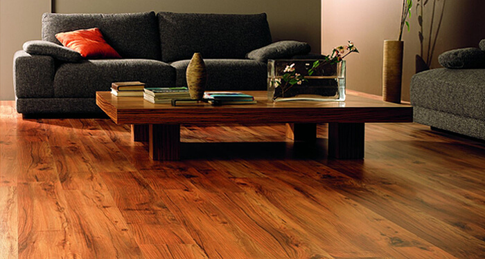 How to take care of wooden floors